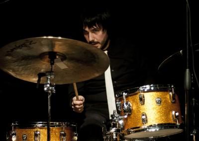 michele morari, jazz, funk, r&b drummer.