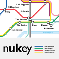 Nukey - A new key for Brit Music.