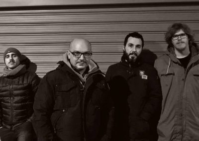 Beppe Di Benedetto concept quartet