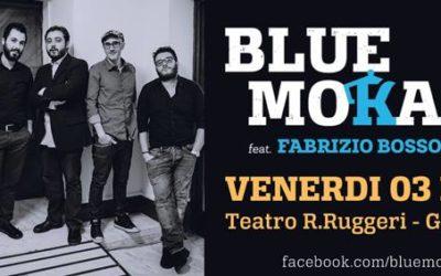 Guastalla Jazz 2017 – Blue Moka e Fabrizio Bosso tornano al Teatro Ruggeri